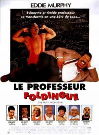 Poster Le Professeur Foldingue 29990